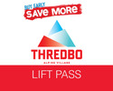 Thredbo-Australia Lift Tickets travel-Thredbo Lift Only BUY EARLY SAVE 7 Day Advance Purchase