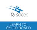 Falls Creek-Lift Tickets trip-Falls Creek Learn to Ski Board Ticket