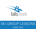 Falls Creek-Lift Tickets outing-Falls Creek Adult Group Lesson Add ons