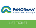 Panorama-Lift Tickets tour-Panorama Early Lift Ticket BOOK BY 15 Nov
