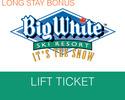 Big White-Lift Tickets trip-Big White All Mountain Lift Pass LONGSTAY BONUS