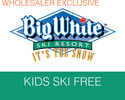 Big White-Lift Tickets weekend-Big White Kids 12 Under Ski Free - Book By 15 OCT