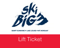 Banff-Lift Tickets expedition-Banff -Lake Louise-Sunshine Early Bird Lift Ticket - Book By 31 AUG