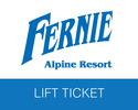 Fernie-Lift Tickets weekend-Fernie Lift Ticket