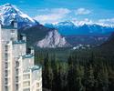 Banff-Accommodation expedition-The Rimrock Resort Hotel Banff