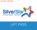 Silverstar-Lift Tickets trip-Silver Star Early Bird Ski 4 Pay 3 Lift Ticket Book by 30 Nov