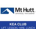 Methven-Lift Tickets weekend-Mt Hutt Kea Kids Club