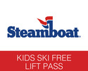 Steamboat-Lift Tickets outing-Steamboat Kids Ski Free Lift Ticket